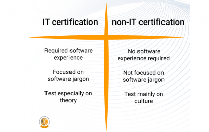 Agile & Scrum certification 2019: Difference in IT & non-IT?